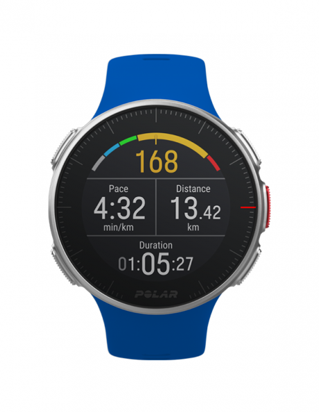POLAR Спортивные часы VANTAGE V BLU Артикул: 90080283