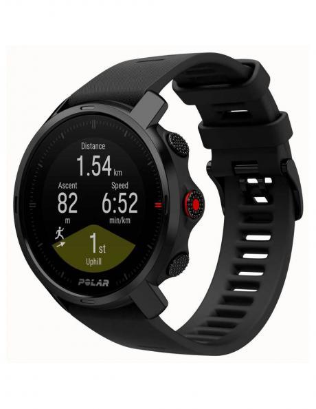 POLAR Спортивные часы GRIT X BLK M/L Артикул: 90081734
