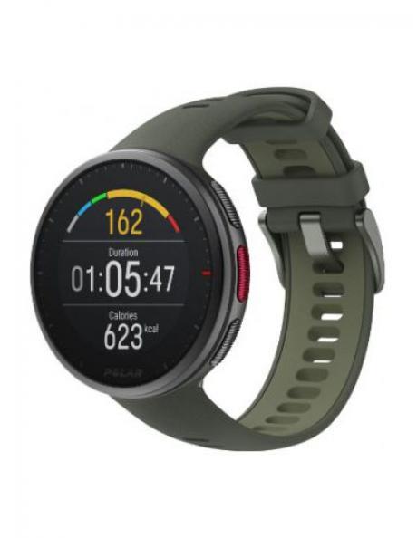 POLAR Спортивные часы VANTAGE V2 GRN M/L HR Артикул: 90083652
