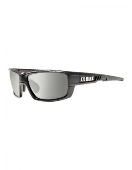 BLIZ Спортивные очки со сменными линзами TRACKER Polarized Mat Black Артикул: 9020-10