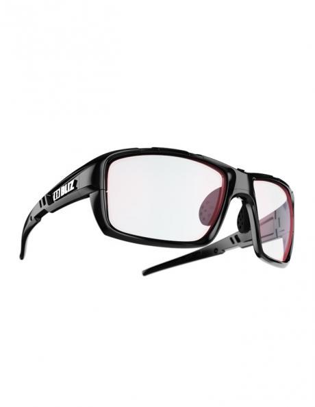 BLIZ Спортивные очки со сменными фотохроматическими линзами Active Tracker Ozon Black ULS Артикул: 9024-14