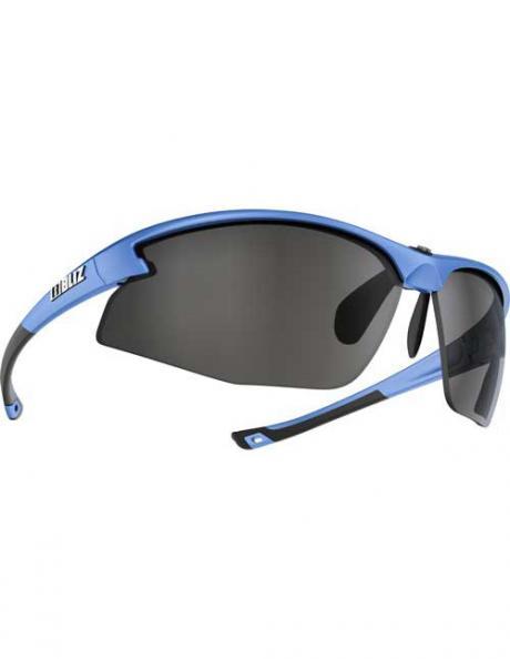 BLIZ Спортивные очки со сменными линзами MOTION+ Metallic Blue Артикул: 9062-34