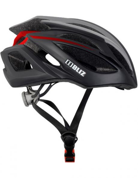 BLIZ шлем Bike Helmet Defender Black/Silver/Red Артикул: 97-14