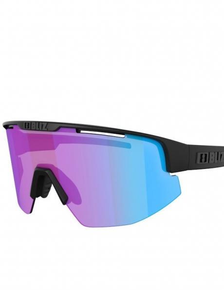 BLIZ Спортивные очки MATRIX NANO OPTICS NORDIC LIGHT Matt Black Артикул: 52104-14N