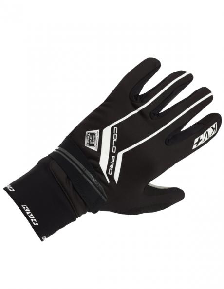 KV+ Перчатки COLD PRO Black Артикул: 9G05.10