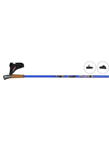 KV+ Палки для ходьбы FUN CLIP Артикул: 9W01