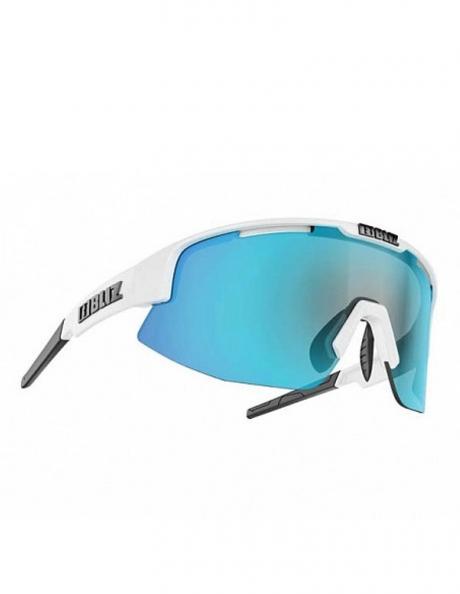 BLIZ Спортивные очки MATRIX SMALLFACE NORDIC LIGHT Matt White Артикул: 52907-03