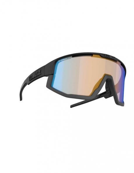 BLIZ Спортивные очки FUSION NANO OPTICS NORDIC LIGHT Matt Black Артикул: 52105-13N