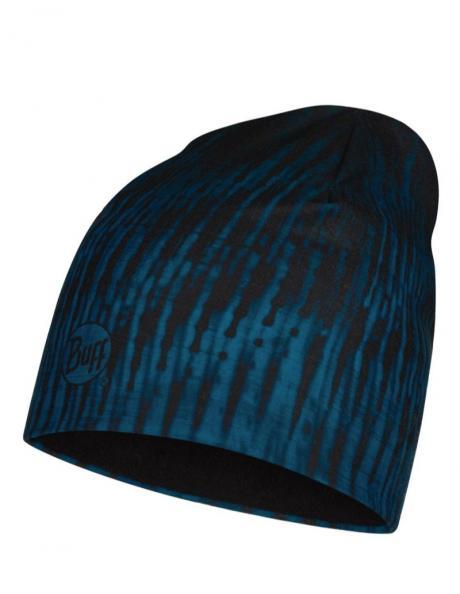 BUFF Шапка MICROFIBER & POLAR HAT Zoom Blue Артикул: 126539.707.10.00