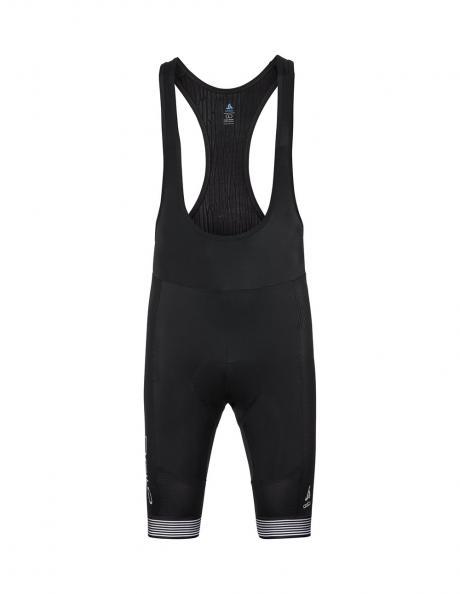 ODLO Велошорты мужские на лямках CERAMICOOL X-LIGHT Артикул: 422112