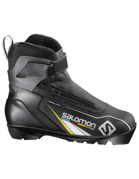 SALOMON Лыжные ботинки COMBI JUNIOR PROLINK Артикул: L39921000