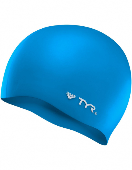 TYR Шапочка для плавания Wrinkle Free Silicone Cap Артикул: LCS