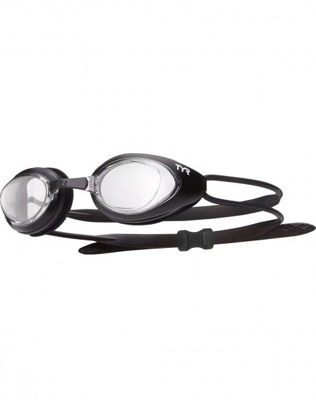 TYR Очки для плавания Black Hawk Racing Артикул: LGBH