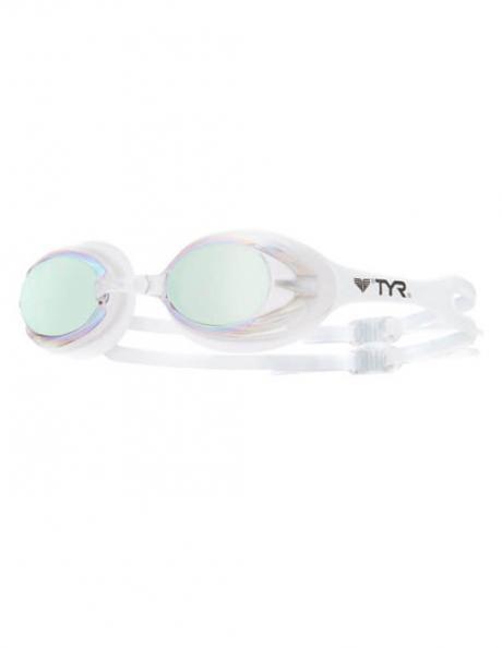 TYR Очки для плавания Femme T-72 Ellipse Mirrored Артикул: LGFCM