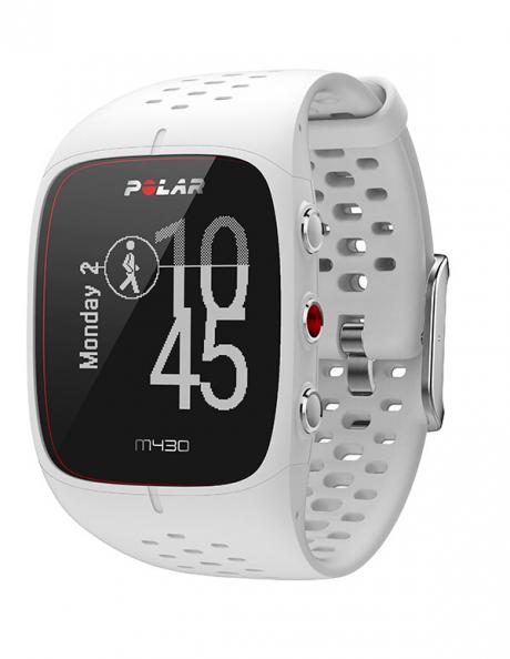 POLAR Спортивные часы M430 WHITE Артикул: 90064407