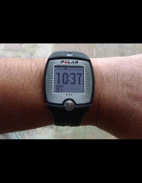 POLAR Спортивные часы FT1 BLACK Артикул: PL_FT1/TB