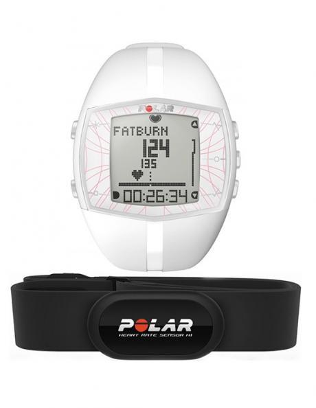POLAR Спортивные часы FT40F WHITE Артикул: PL_FT40F/W