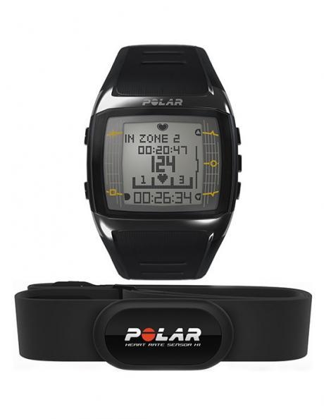 POLAR Спортивные часы FT60M BLACK Артикул: PL_FT60M/B