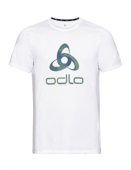 ODLO Футболка с коротким рукавом мужская ELEMENT Light PRINT Артикул: 313132