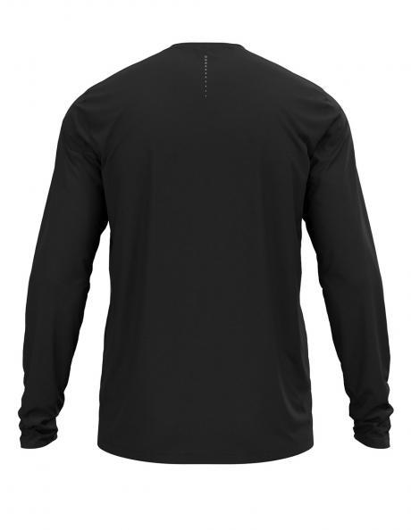 ODLO Футболка с длинным рукавом мужская ZEROWEIGHT CHILL-TEC BLACKPACK Артикул: 313632