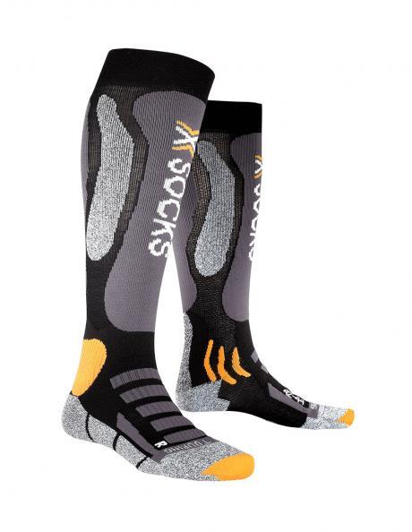X-SOCKS Носки унисекс XS SKI TOURING SILVER Артикул: X020024
