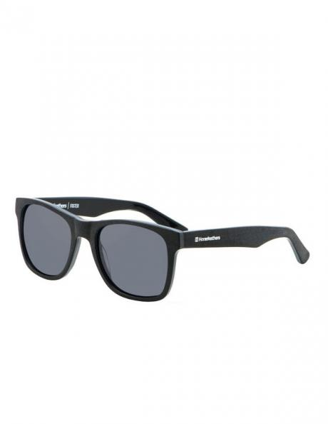 HORSEFEATHERS Солнцезащитные очки FOSTER Brushed Black / Gray C5 Артикул: AA866F