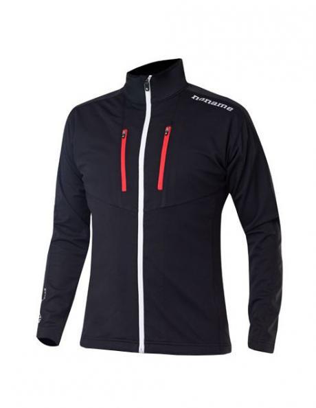 NONAME Куртка разминочная ACTIVATION JACKET 18 UNISEX Black Артикул: ACTJK18BLACK
