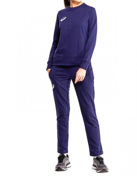 ASICS Костюм спортивный женский (джемпер+брюки) FLEECE SUIT Артикул: 156867