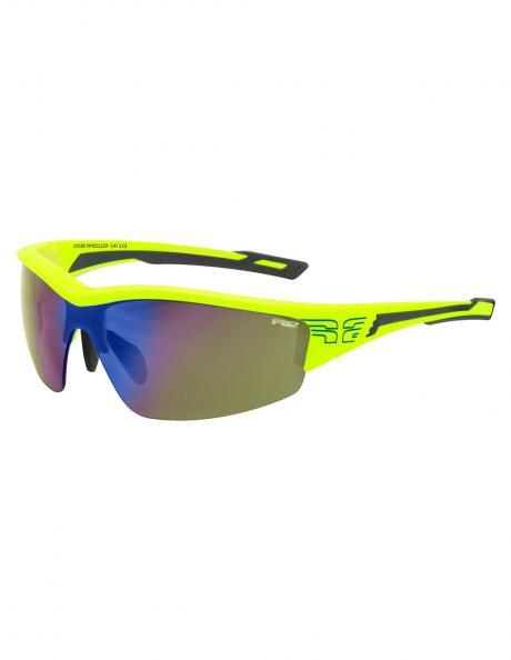 R2 Спортивные очки WHEELLER Yellow Артикул: AT038I