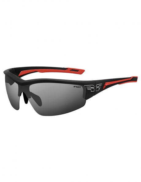 R2 Спортивные очки WHEELLER Black / Red Артикул: AT038M