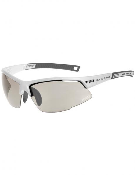 R2 Спортивные очки RACER White Артикул: AT063K