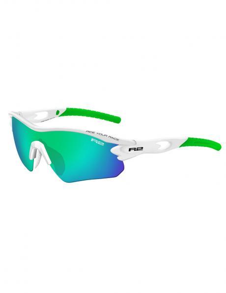 R2 Спортивные очки PROOF White / Green Артикул: AT095F