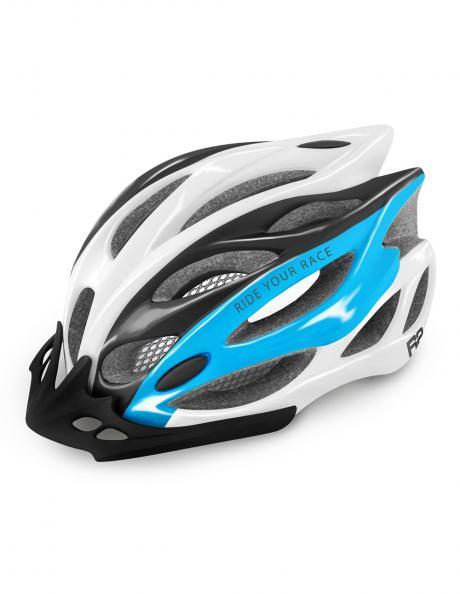 R2 Шлем WIND White / Blue / Black Артикул: ATH01Z