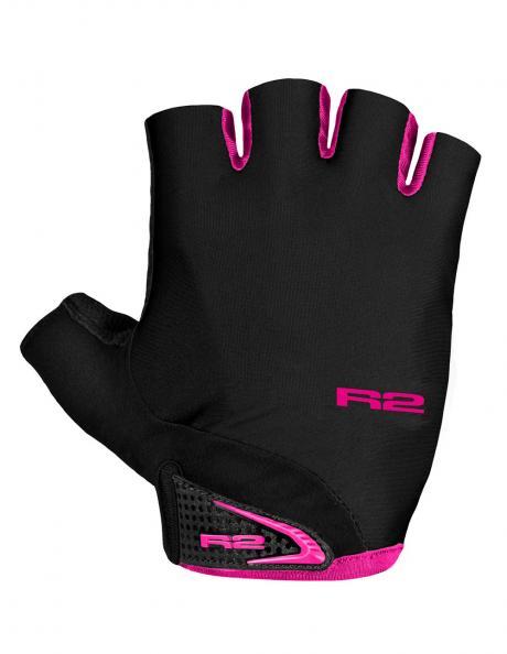 R2 Перчатки RILEY Black / Pink Артикул: ATR04G