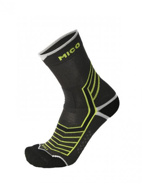 MICO Носки удлиненные ODOR ZERO X-STATIC TREK Артикул: CA01541