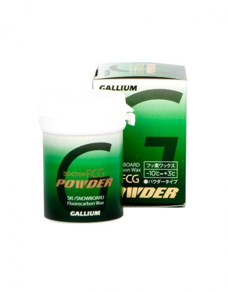 GALLIUM Фторовый порошок DOCTOR FCG-30 POWDER Артикул: DR1030