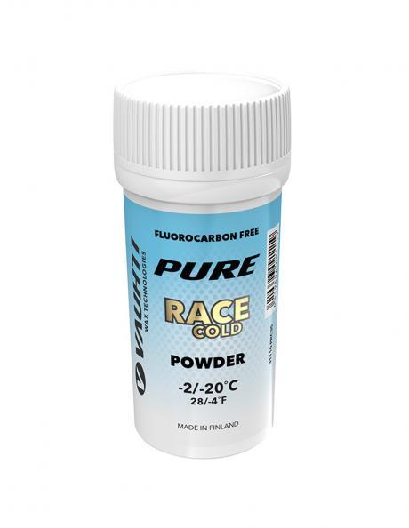 VAUHTI Порошок PURE RACE COLD (-2/-20), 35 г Артикул: EV-31110-PRC35