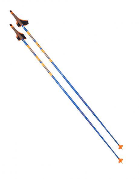 EXEL Лыжные палки ULTRA BLUE/ORANGE Артикул: XCR16005