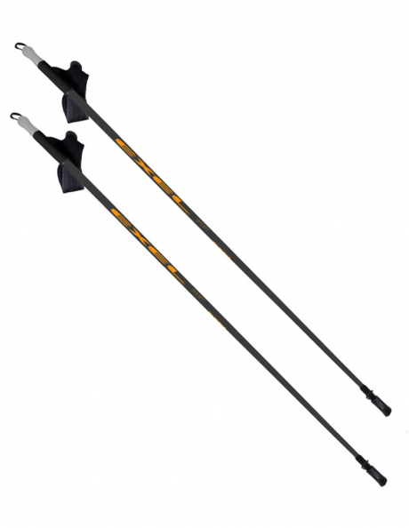EXEL Палки для ходьбы NORDIC SPORT EVO BLACK Артикул: NWS16049