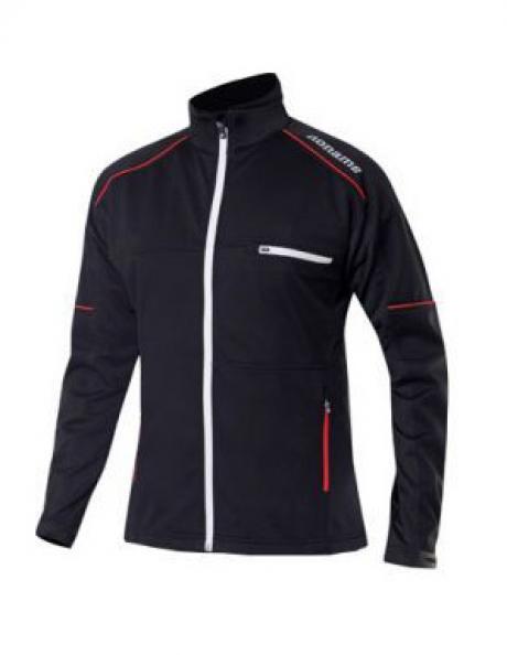 NONAME Куртка разминочная детская FLOW IN MOTION JACKET 18 UNISEX JR Black Артикул: FIMJ18BLACKJ