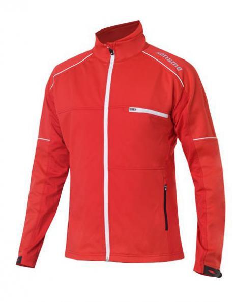 NONAME Куртка FLOW IN MOTION JACKET 18 UNISEX RED лыжная разминочная, красный Артикул: FIMJ18RED