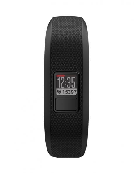 GARMIN Спортивные часы Vivofit 3 черные, стандартный размер Артикул: 010-01608-06