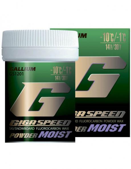 GALLIUM Фторовый порошок GIGA Speed Powder Moist Артикул: GS1201