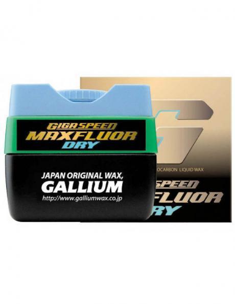GALLIUM Фторовая жидкость GIGA Speed Maxfluor Dry Liquid для беговых,горных лыж и сноубордов Артикул: GS3101/30