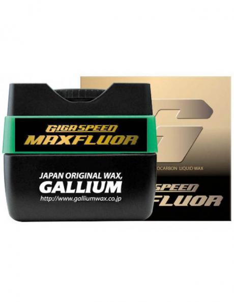 GALLIUM Фторовая жидкость GIGA Speed Maxfluor Liquid для беговых,горных лыж и сноубордов Артикул: GS3301/30