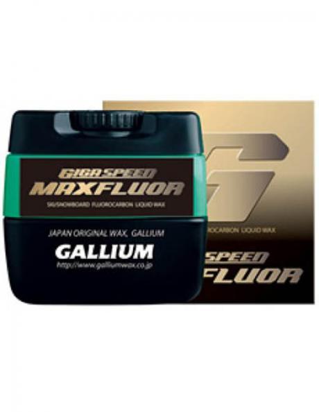 GALLIUM Фторовая жидкость GIGA Speed Maxfluor Liquid для беговых,горных лыж и сноубордов Артикул: GS3302/15
