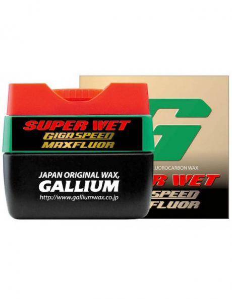 GALLIUM Фторовая жидкость GIGA Speed Maxfluor Super Wet Liquid для беговых,горных лыж и сноубордов Артикул: GS3303