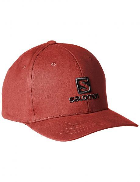 SALOMON Кепка LOGO CAP Sun-Dry-Tomato Артикул: L39328400