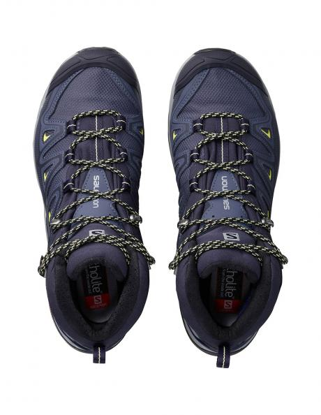 SALOMON Ботинки X ULTRA MID 3 GTX® W Crown Blue Артикул: L39869100