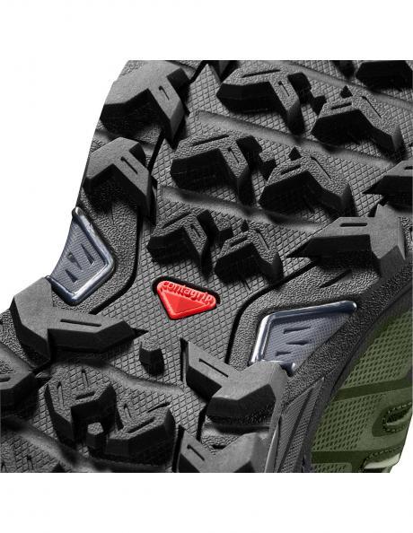 SALOMON Ботинки X ULTRA 3 MID GTX® Castor Gra/Bk Артикул: L40133700
